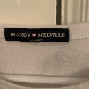 Brandy Melville Tops - Brandy Melville short sleeve in good condition
